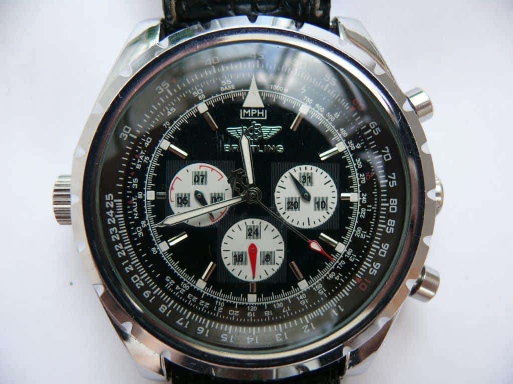 Breitling Watch Loan